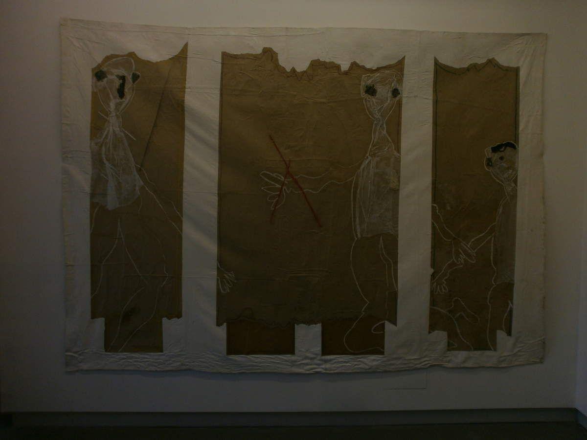 """Jean - Jacques Laurent, """"Diptyque - triptyque"""", 1998"""