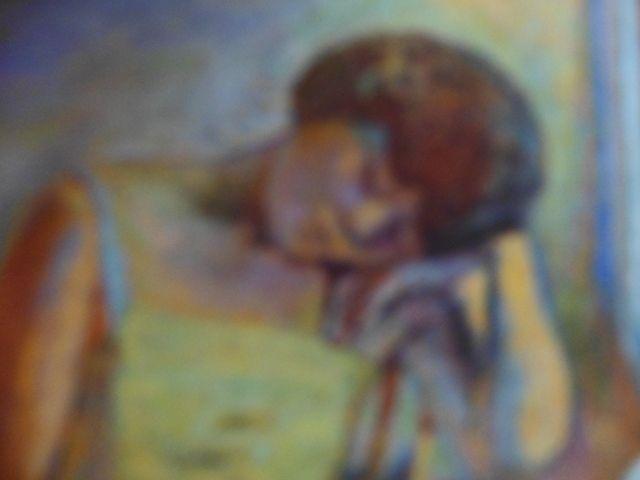 """Pierre Bonnard """"Femme endormie"""" (1928)"""