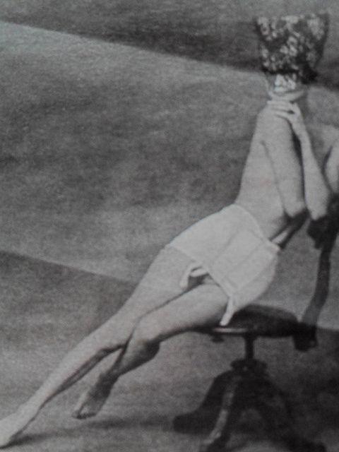 Photographies pour la publicité (1958, 1965)
