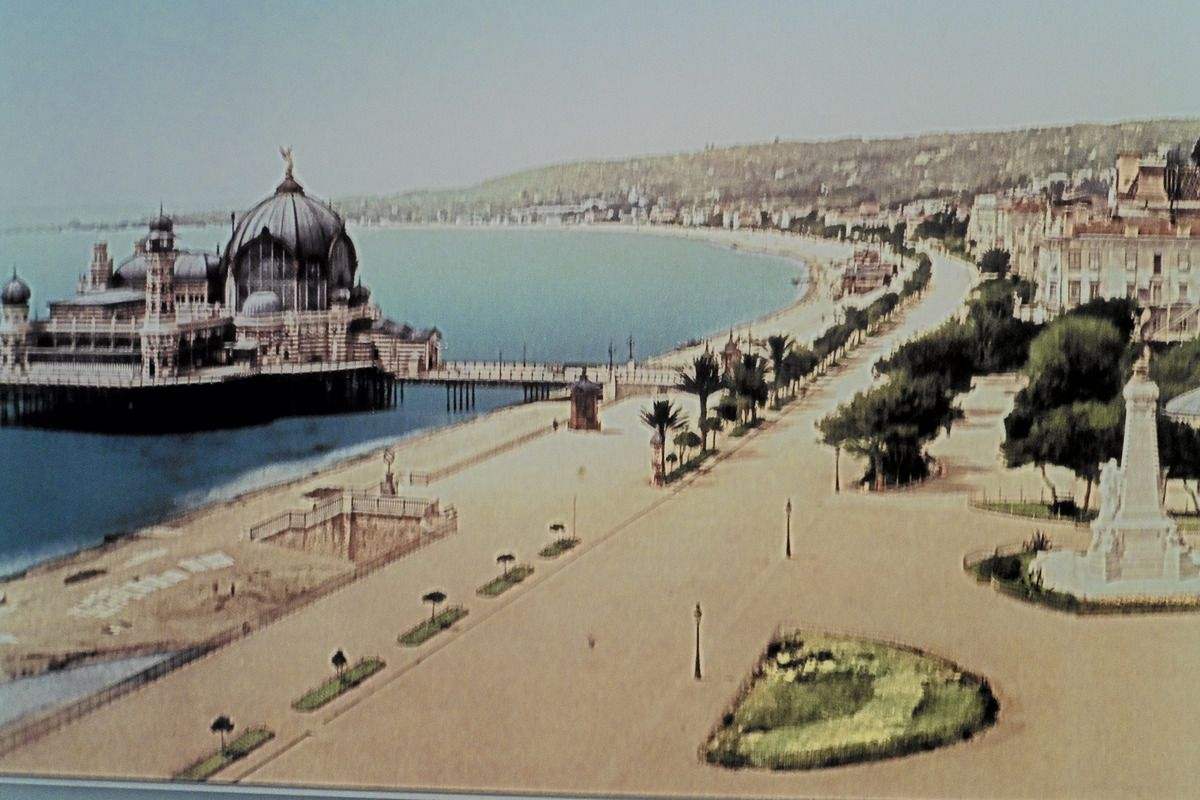 The Massena Museum, the Promenade or the invention of a city