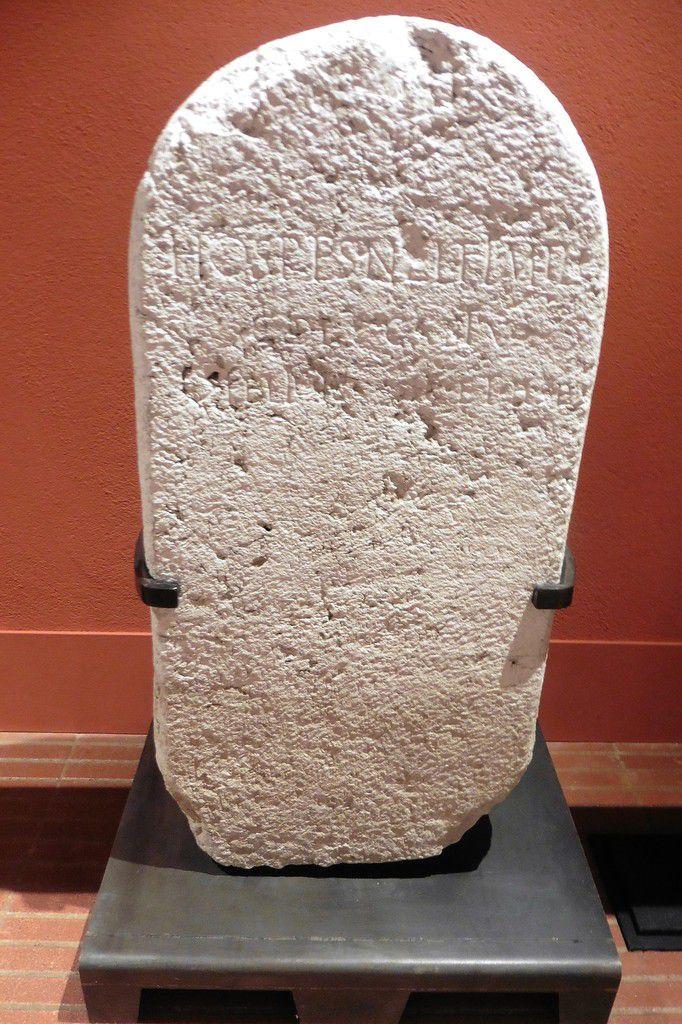 Les nécropoles de Camenelum