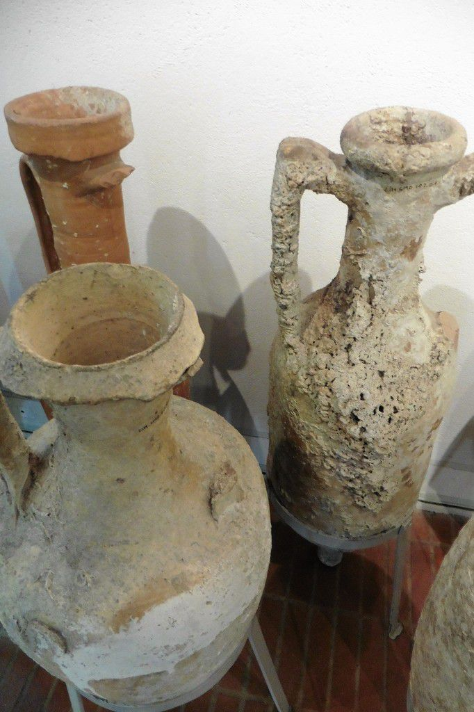 Dreams from Greece, collection of greek vases