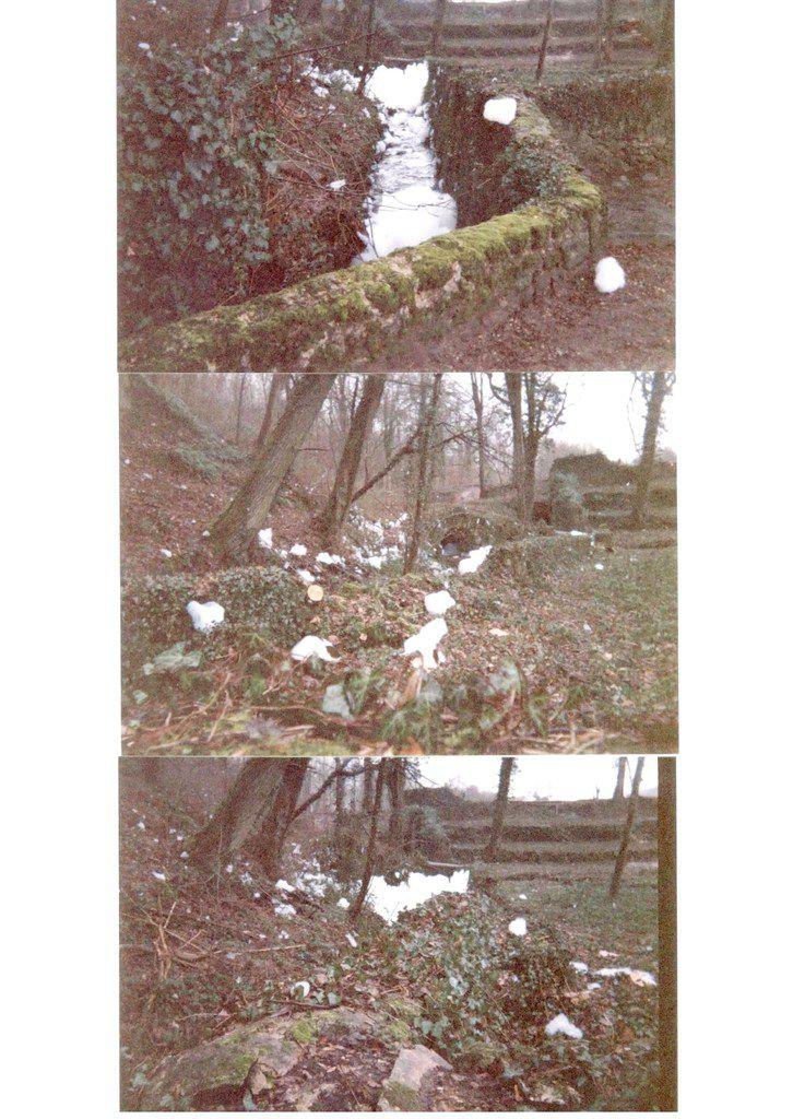 Pollution du Rhodon mars 2005 - Lettre de l'aavre à Frère Jacques