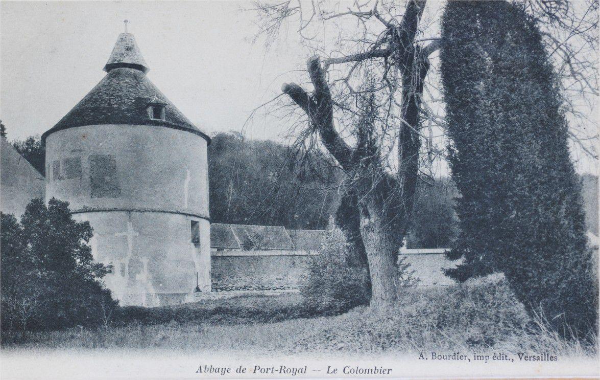 Abbaye de Port-Royal des Champs - Le colombier.