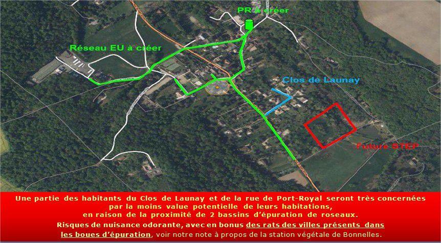 Saint-Lambert-des-Bois, le projet de mise en conformité de l'assainissement du bourg ...