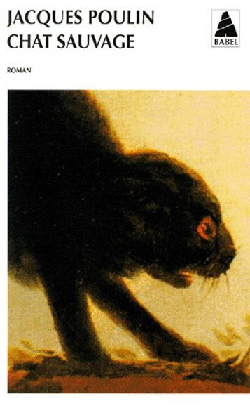 Jacques Poulin, Chat sauvage – voir les choses