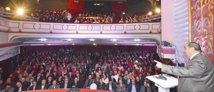 A Tanger, l'USFP constitue une force unifiée et homogène et aura son mot à dire lors des prochaines élections