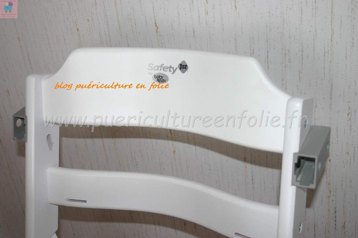 CHAISE HAUTE SAFETY FIRST TOTEM