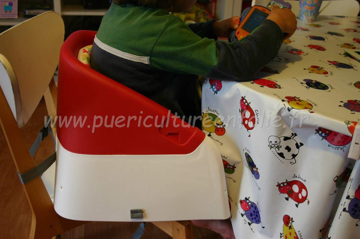 CHAISE HAUTE REHAUSSEUR SAFETY FIRST TOWER PLAY TIME