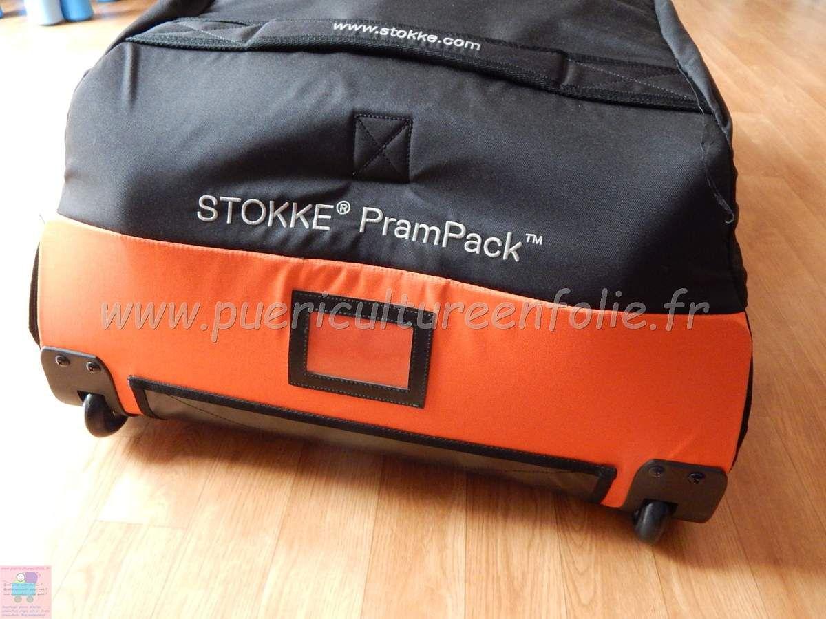 STOKKE PRAMPACK / SAC A POUSSETTE DE VOYAGE