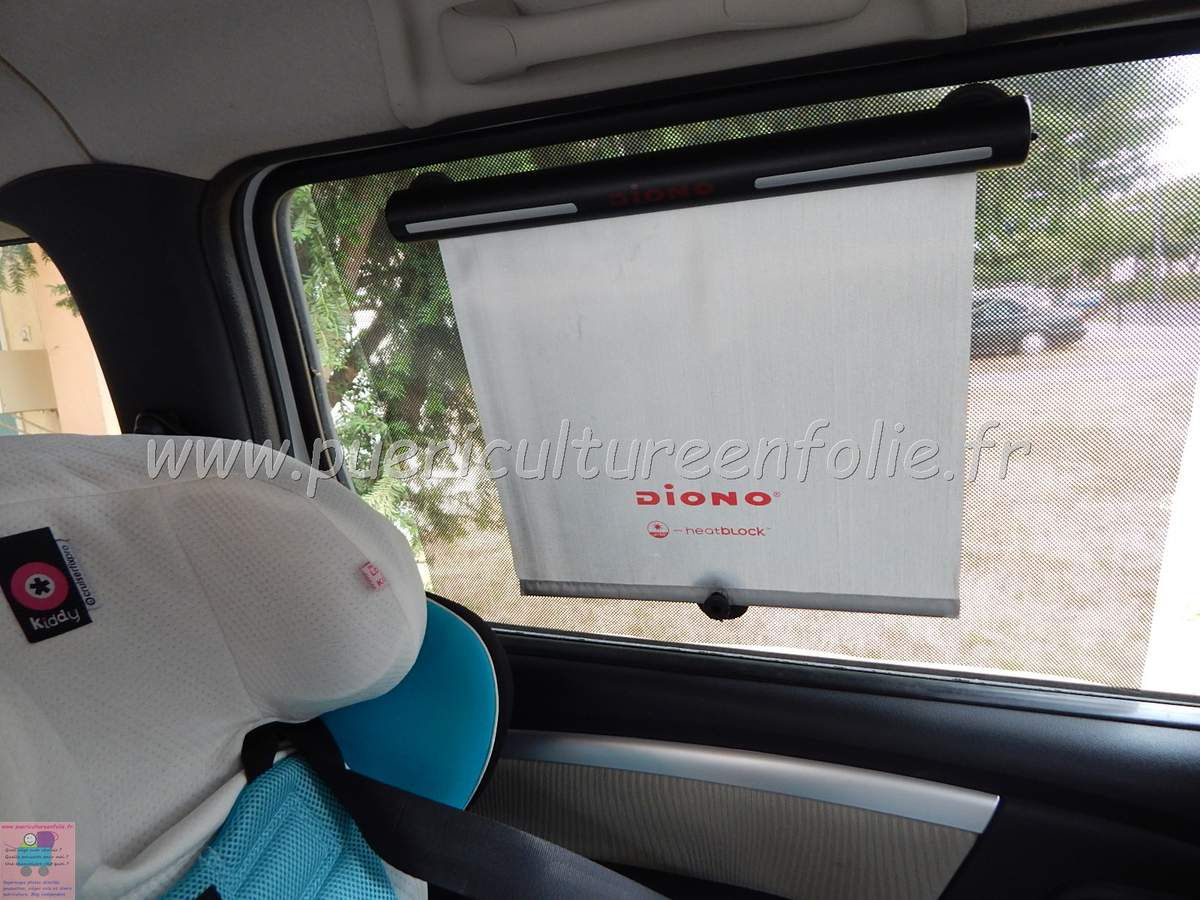 DIONO SUNSHADE PARE SOLEIL ENROULABLE VOITURE