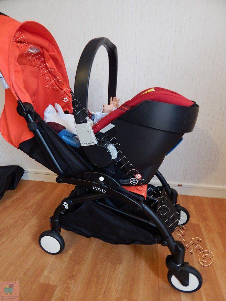 POUSSETTE BABYZEN YOYO+ naissance et cosy TEST