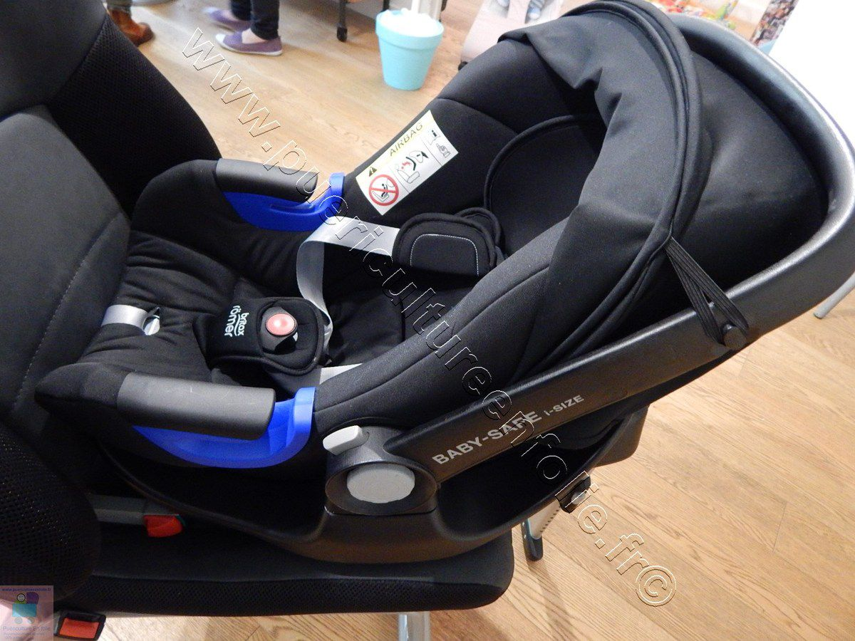 NOUVELLE COQUE BRITAX ROMER BABY SAFE ISIZE