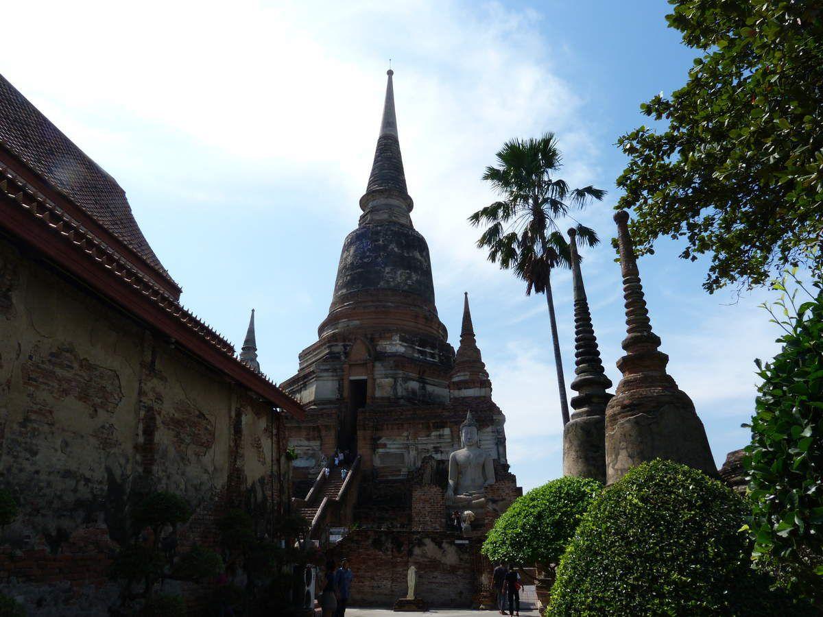 Bangkok, Ayutthaya, Chiang Mai...