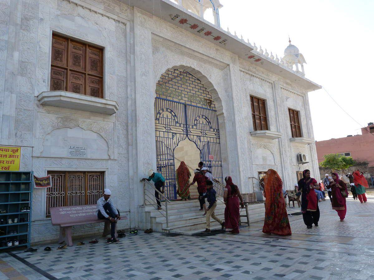 PUSHKAR, ville sainte  (première partie)