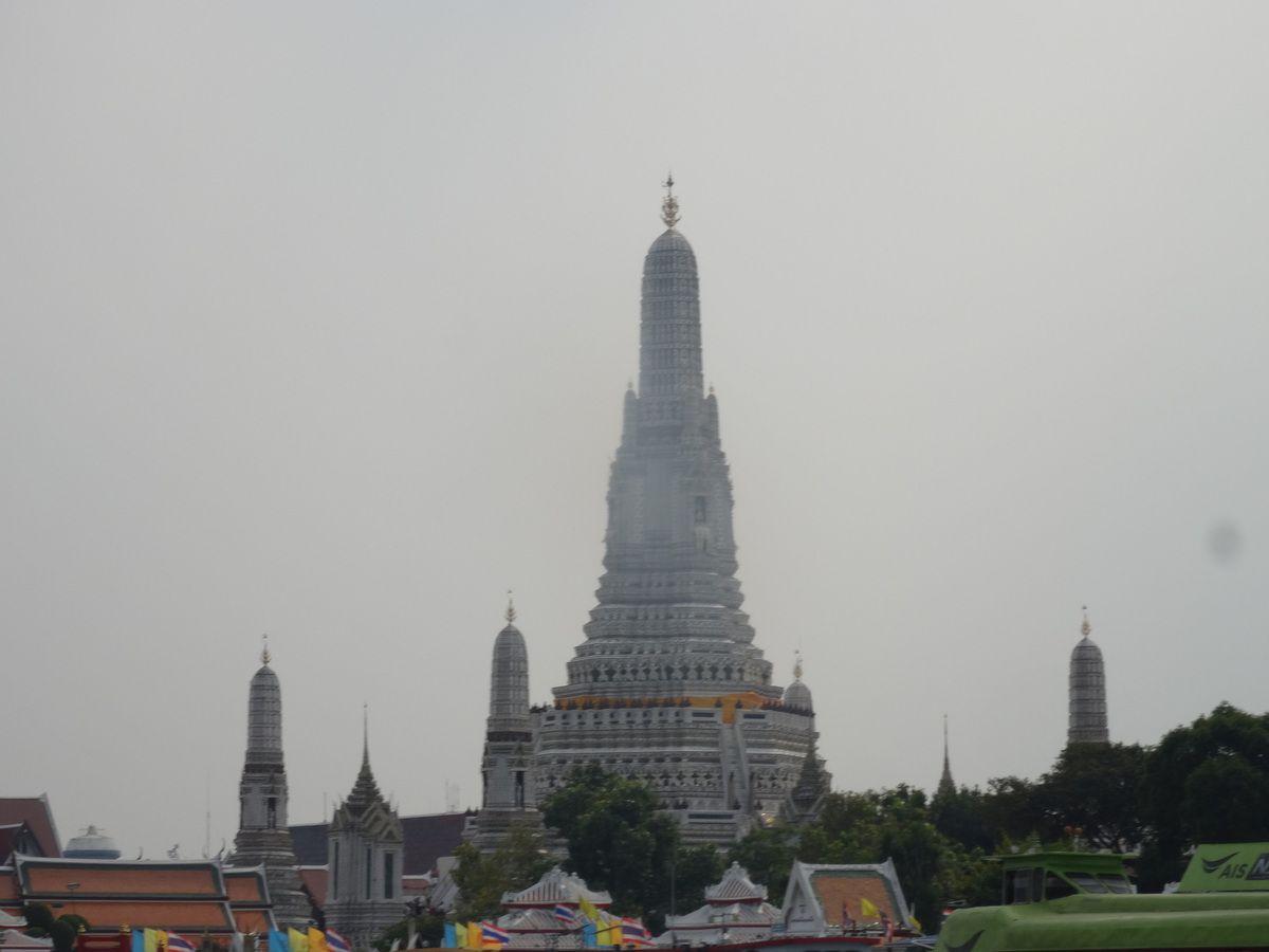 Bien arrivés à Bangkok...