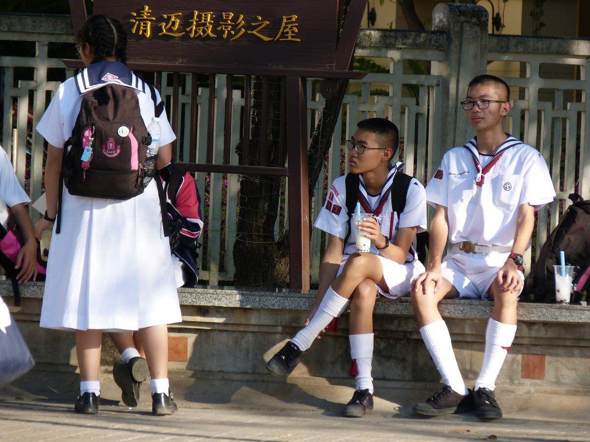 De Chiang Mai (Thailande) jusqu'au Laos...