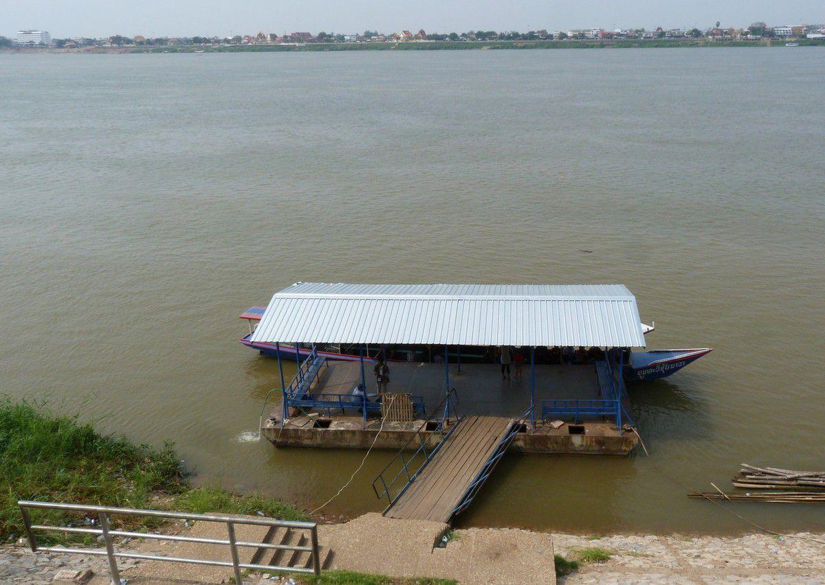 Vientiane, Thakhek...
