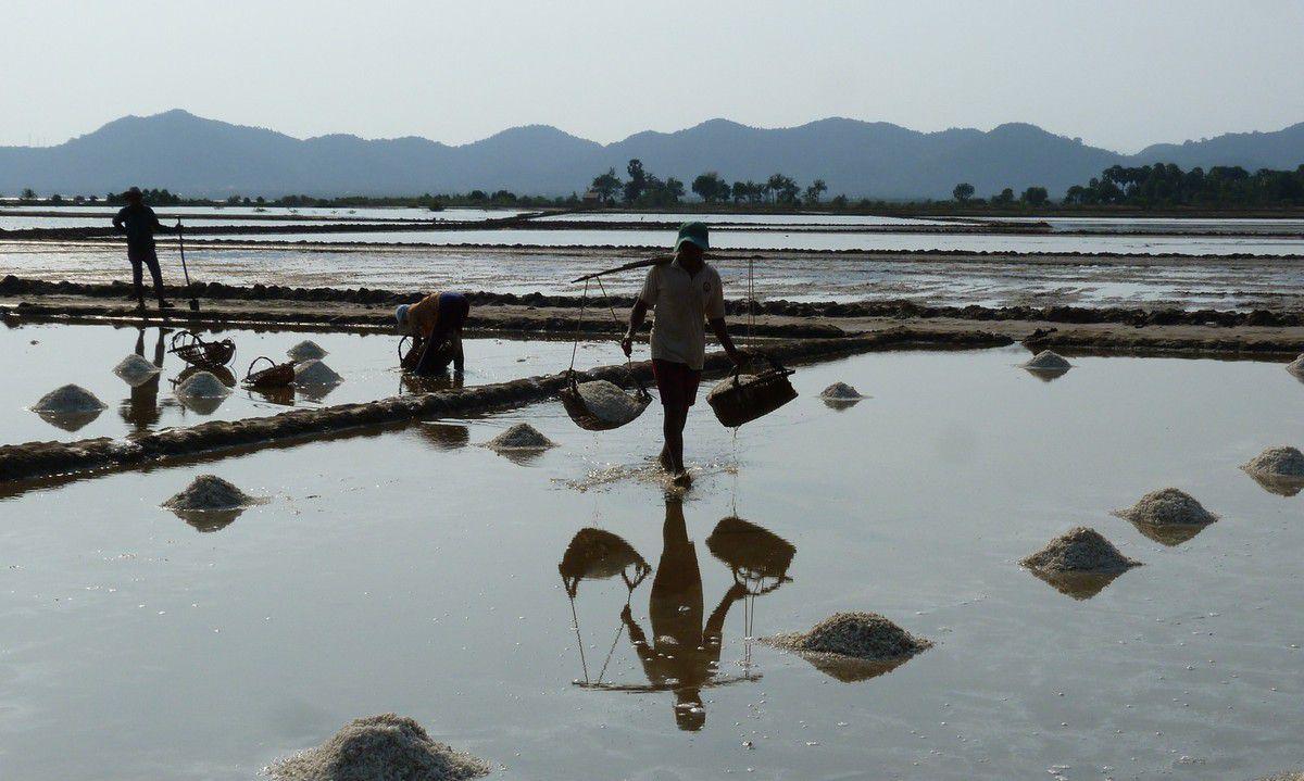 KEP , tout au sud du Cambodge