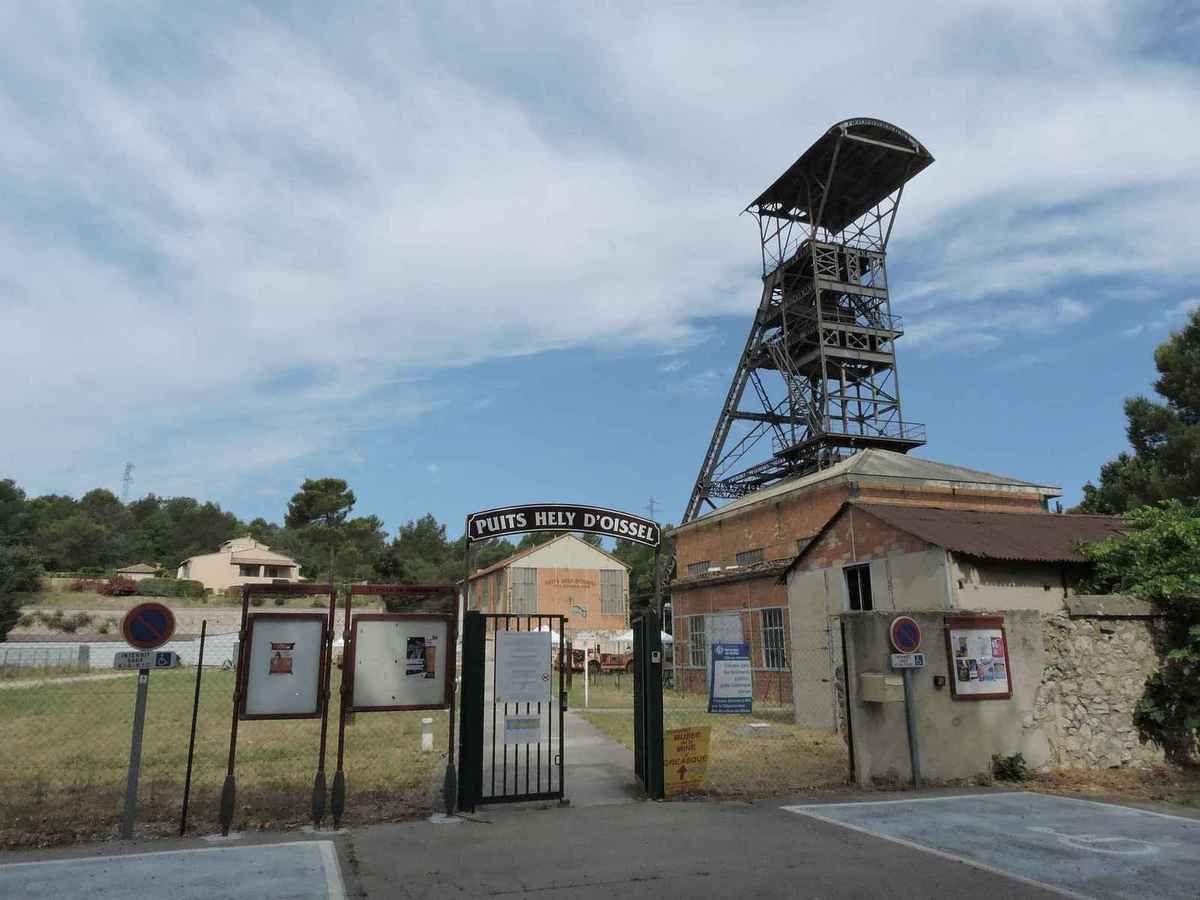 Les mines de Provence