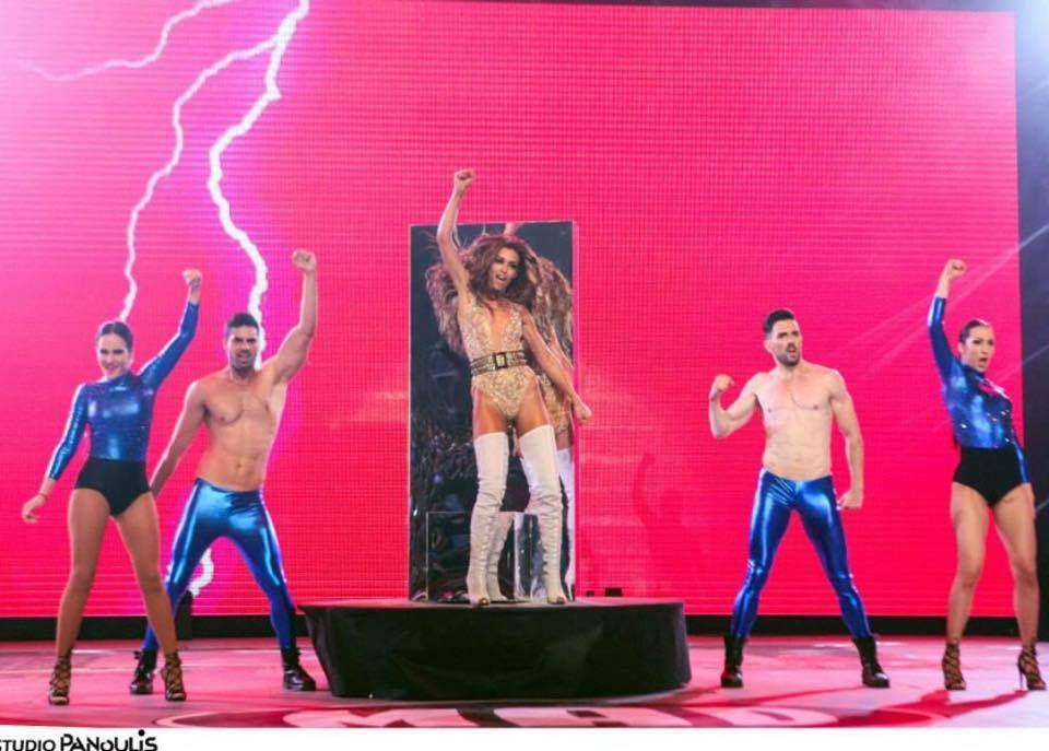 "Last Night in Orient vous présente le tube mondial de la chanteuse grecque Eleni Foureira  ""Στο Θεό Με Πάει"" (Sto Theo Me Paei)"