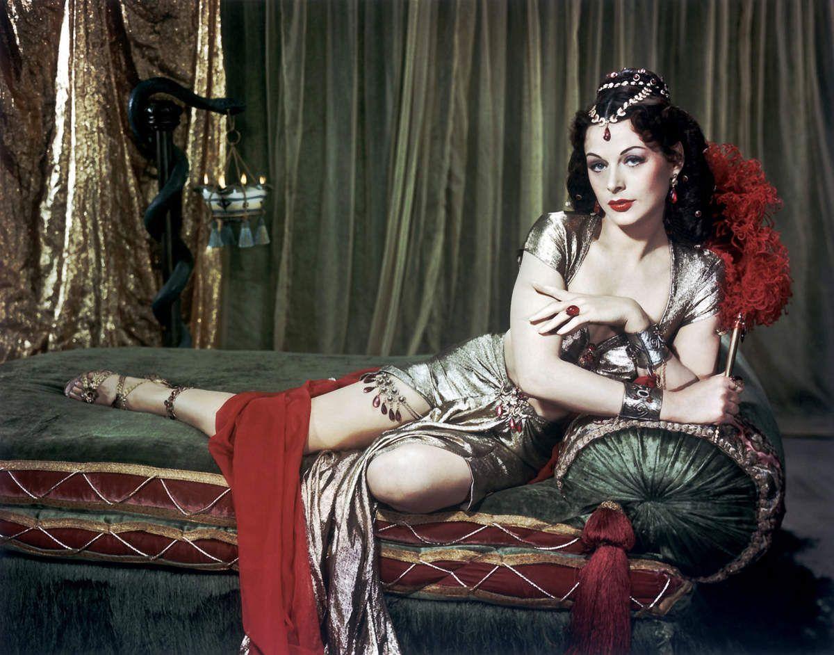 Hedy Lamarr, icône sulfureuse et précurseur des télécommunications aurait eu 101 ans ce jour