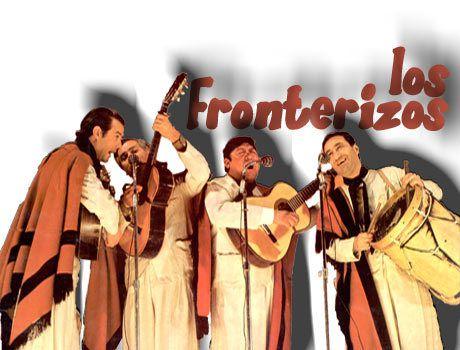 Los Fronterizos Cueca Zamba Carnavaleña Litoreña Nana Chacarera ... Folklore Argentin