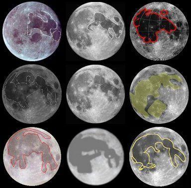 Pour les anciens Mexicains, ce n'était pas un hasard si un lapin habitait la lune