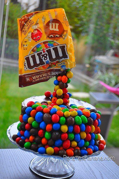 Gravity Cake, version bûche en vidéo