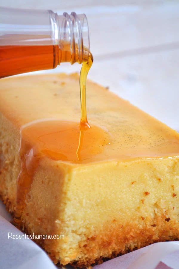 Caramel liquide maison & nouvelle publication