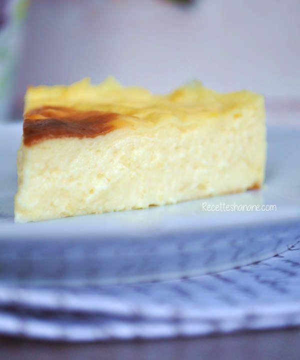 Flan pâtissier crémeux, sans pâte... de Michalak