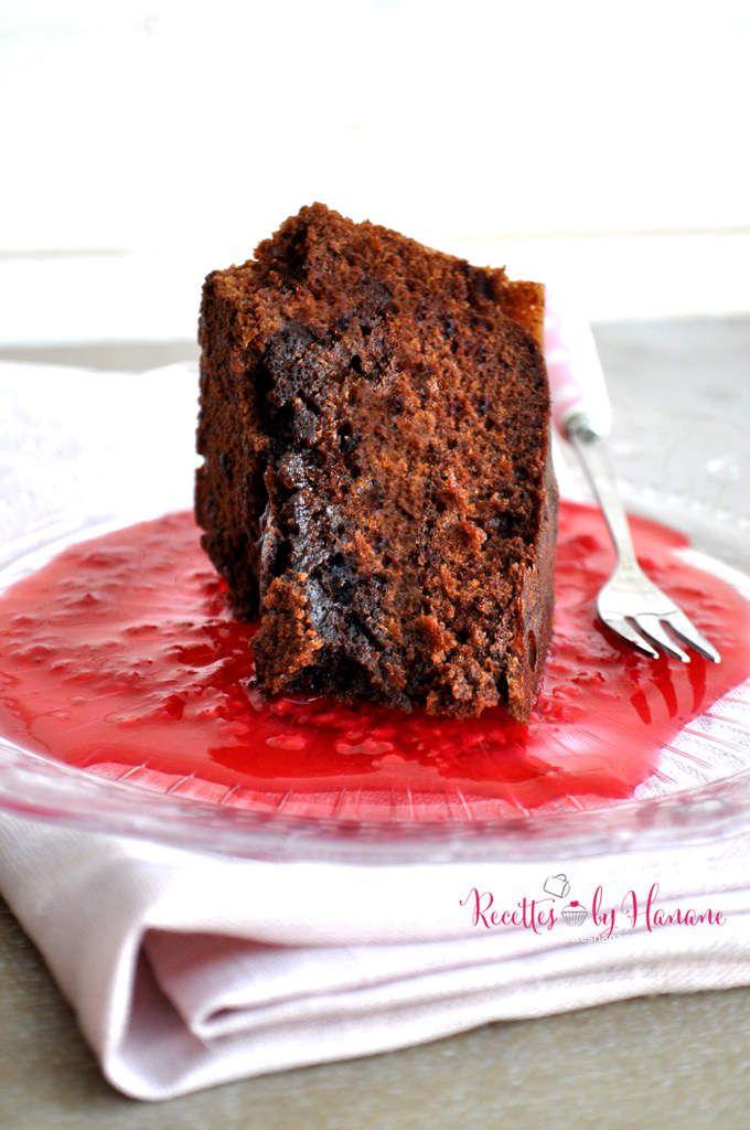 Gâteau au chocolat cuisson vapeur (au Couscook)