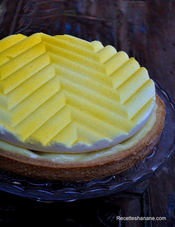 Tarte au citron & crème vanille... comme un chef