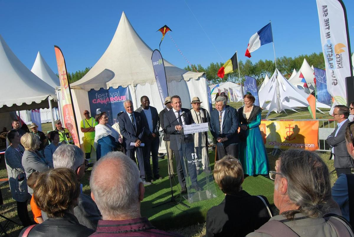 20160504 Festival Camargue PSL