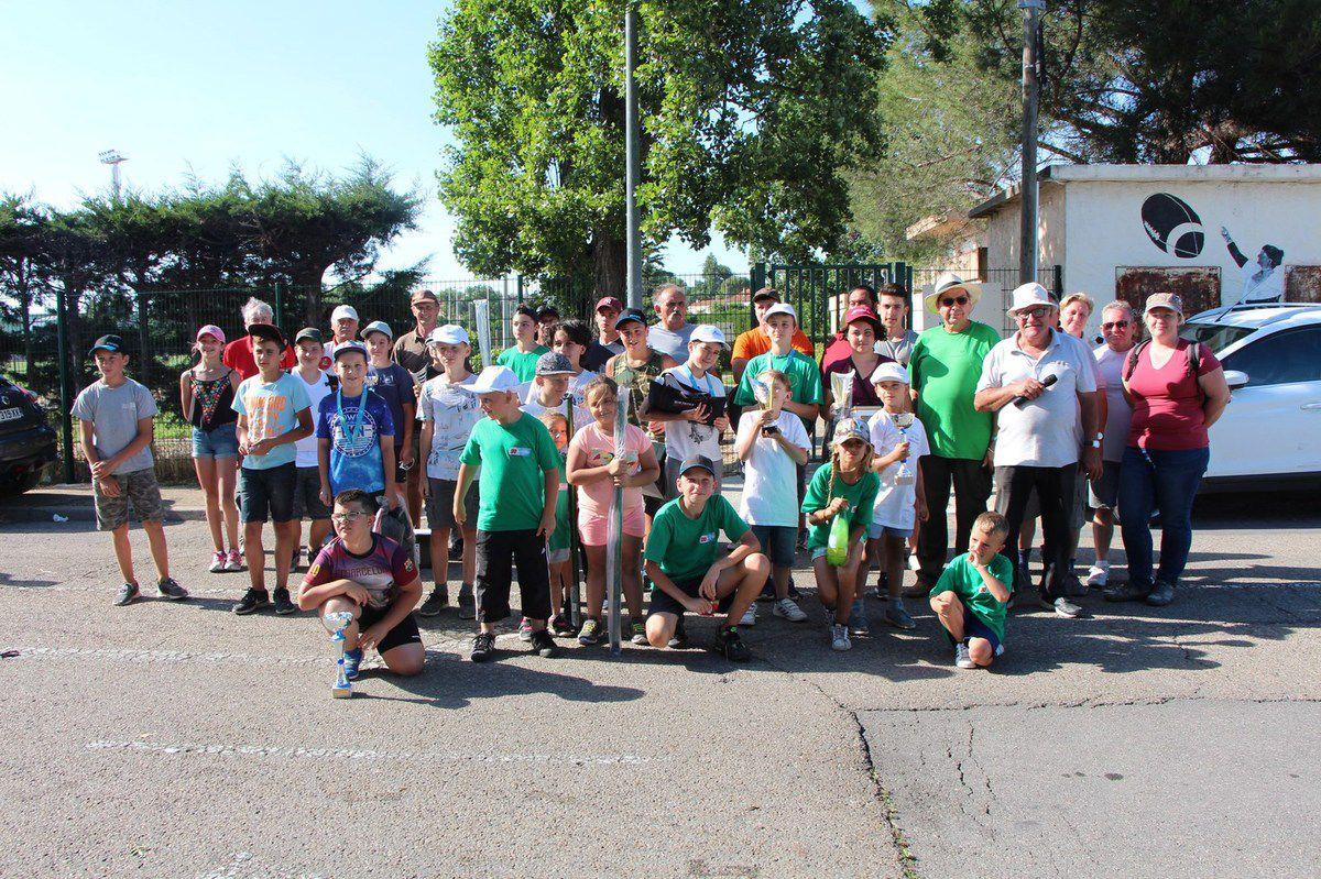20180609 Champ Dép Jeunes  Finale Arles