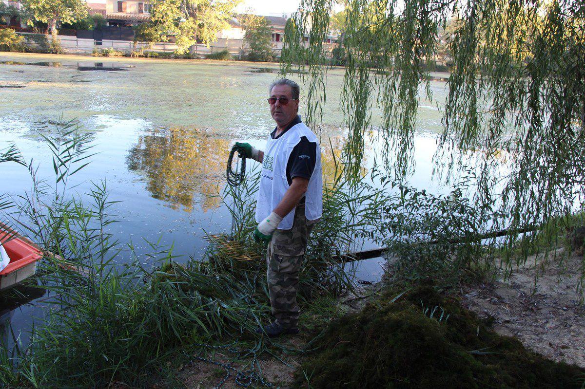 20180928 herbiers Domaine du Lac