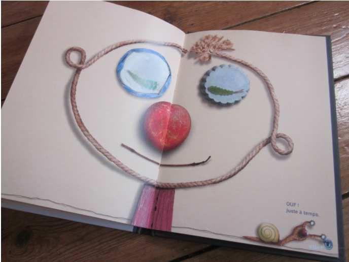 Un livre Quel bazar, un sac à album, une idée...