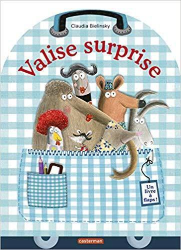 """Adaptations """"Valise-surprise!"""", sem 1 , MS/GS par K2"""