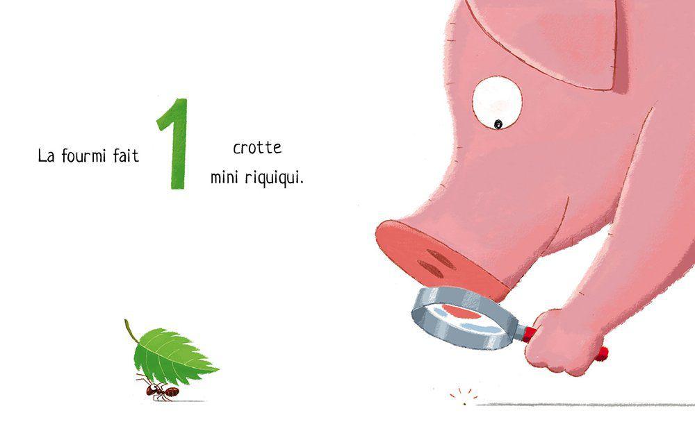 """Adaptations MS/GS """"1 2 3 crotte alors!"""" sem 15 par Karine K2"""
