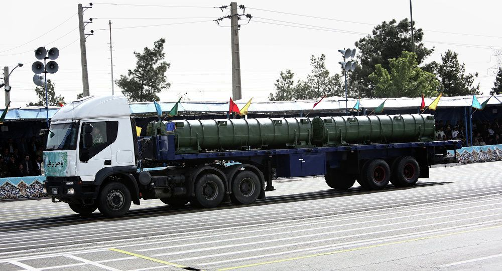 L'Iran menace de tirer 80.000 missiles contre Israël