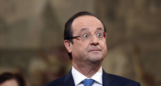 Record mondial: 12% d'opinions favorables pour François Hollande