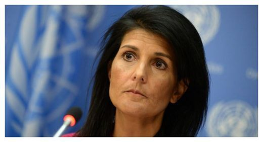 Un canular ridiculise l'ambassadrice des USA à l'ONU, Nikki Haley et montre à quel point elle est ignorante des affaires internationales