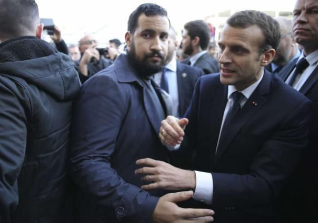 A. Benalla dispose d'un passeport diplomatique depuis le 24 mai 2018