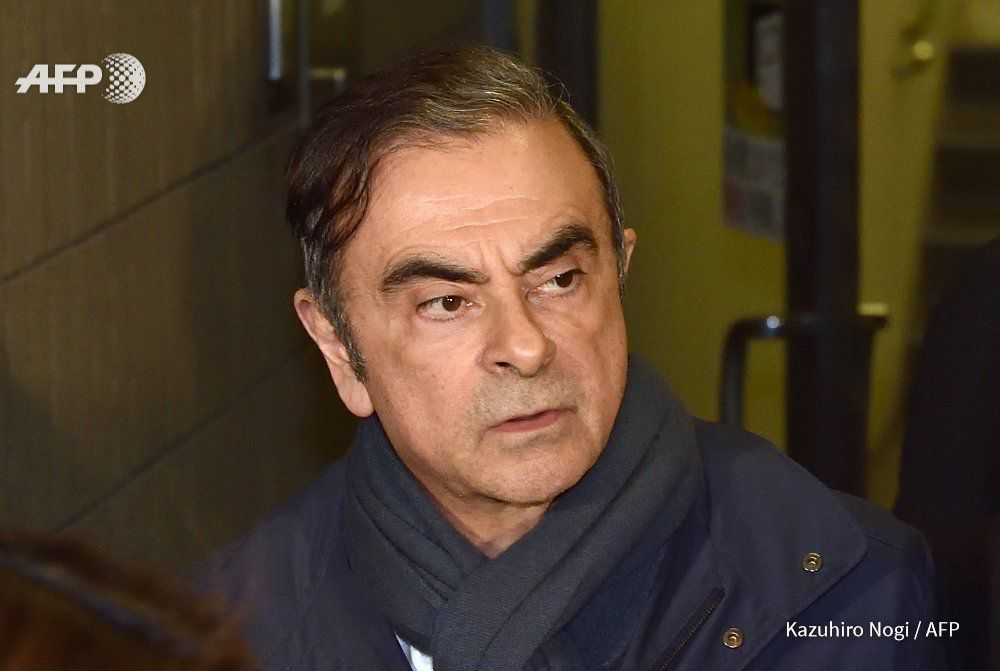 Carlos Ghosn exfiltré du Japon, mais par qui  ?