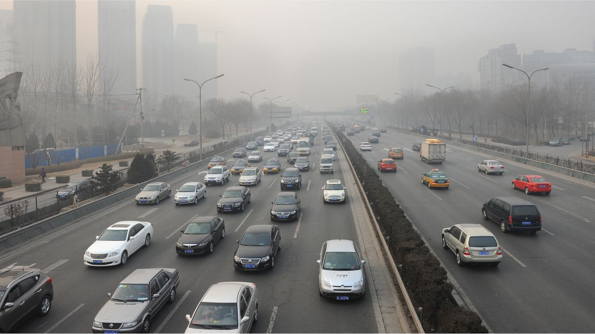 Chine: la pollution repart de plus belle