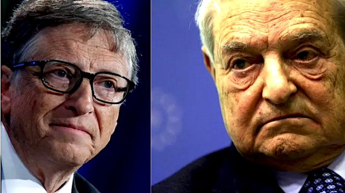 George Soros et Bill Gates financent les vérificateurs de Facebook