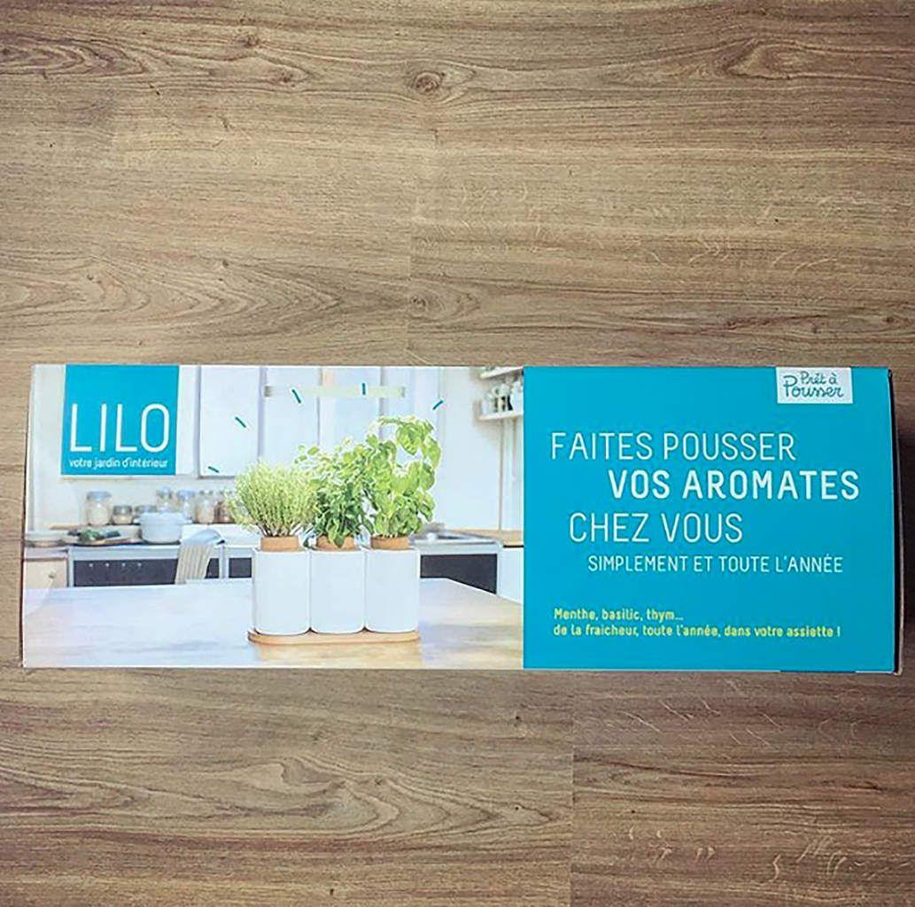 Lilo le mini jardin d 39 int rieur amuses bouche for Jardin lilo