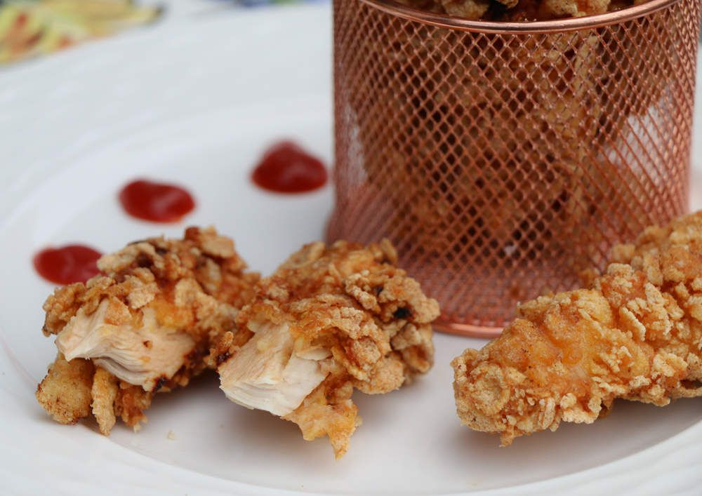 poulet frit /fried chicken