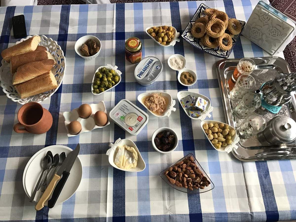 Idées de petits déjeuners breakfast ideas  افكار للفطور