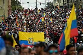 Communiqué du PCF sur la situation en Equateur